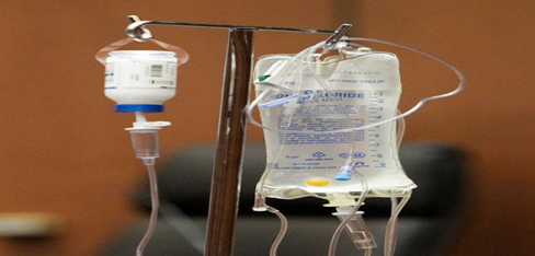 Emergency department facility level infusion coding